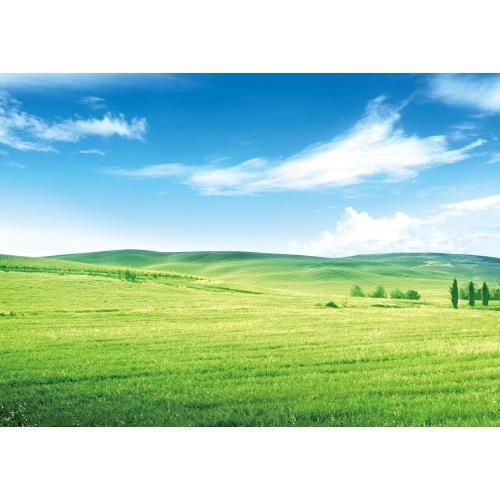 緑の丘(自然・大地)